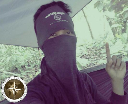 Muammar Askali aka Abu Rami. Image courtesy TRAC