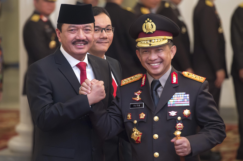 Image result for Kepala BIN Budi Gunawan