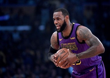 42182ddf8502 There will be no LeBron James in the playoff picture for the first