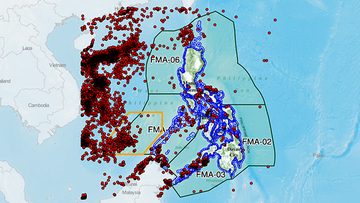 Satellite maps show foreign vessels swarming Philippine waters on france map, zimbabwe map, spain map, portugal map, syria map, california map, zambia map, japan map, senegal map, india map, nigeria map, luzon map, taiwan map, puerto rico map, ukraine map, china map, vietnam map, mexico map, australia map, sudan map, peru map, south pacific map, switzerland map, sweden map, rwanda map, cagayan de oro map, poland map, mindanao map, asia map, cuba map, togo map, korea map, thailand map, saudi arabia map, south america map, caribbean map, dominican republic map, yemen map, turkey map, far east map,