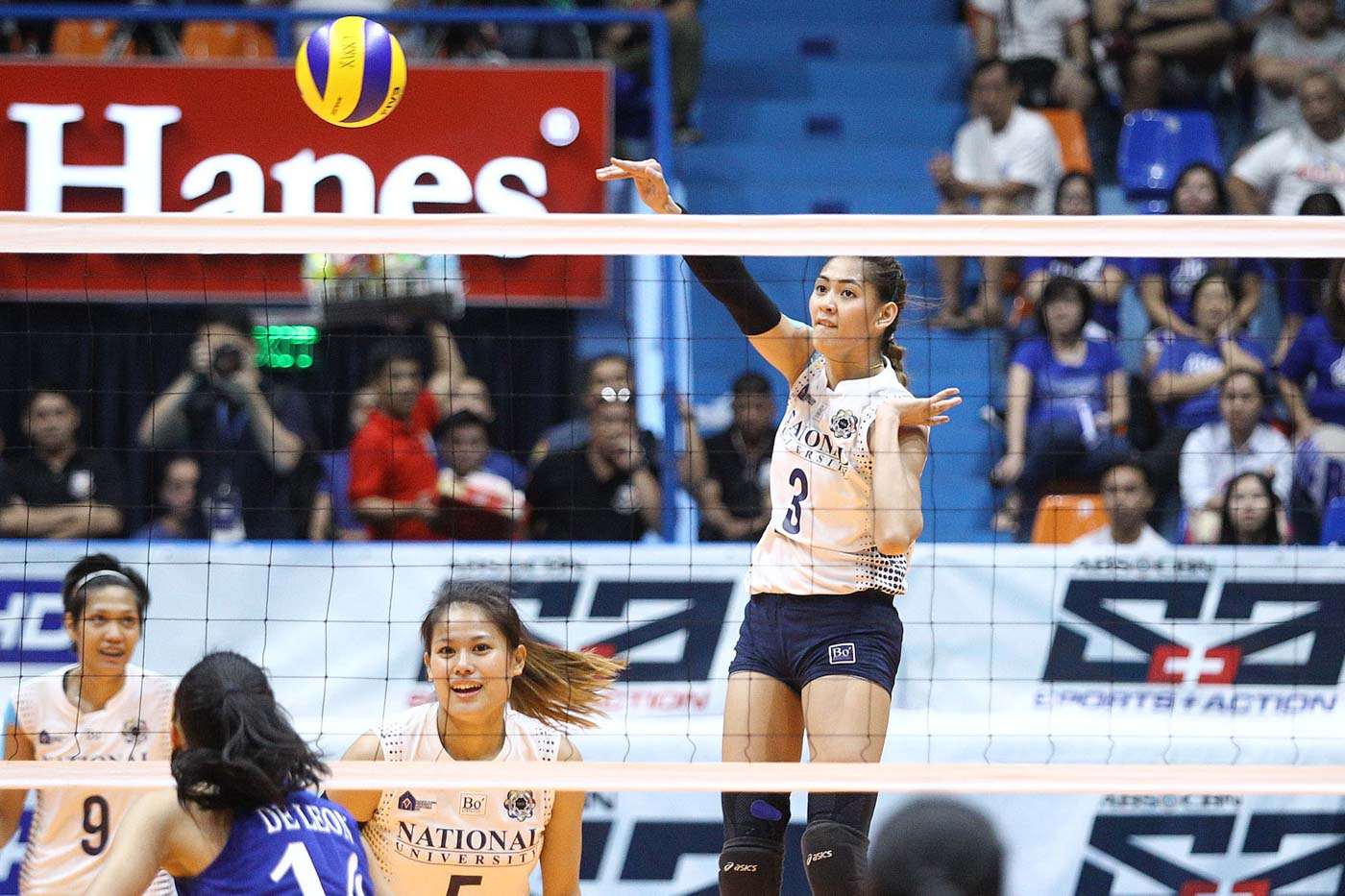 Rebisco-PSL Manila bows down to China, stays winless in Asian Club Championships