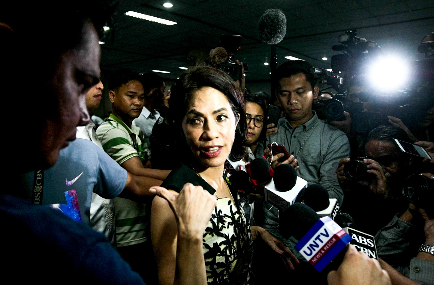 Lopez faces 3rd complaint before Ombudsman