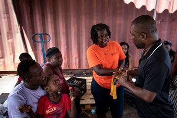 One week after Dorian, Bahamians struggle amid the ruins