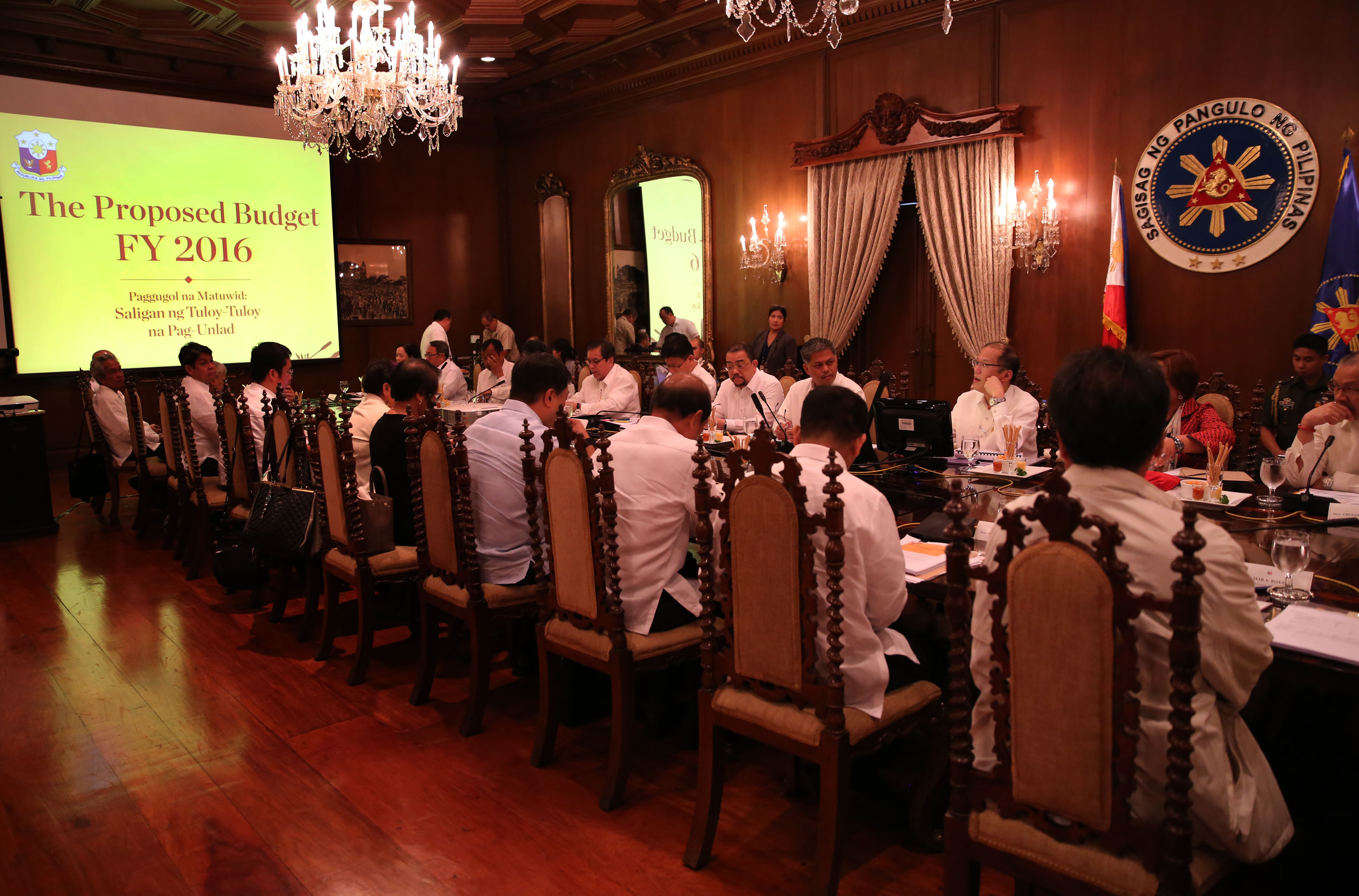Most Aquino Cabinet members richer in 2015