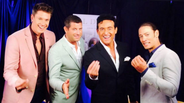 Il divo is coming to manila - Il divo music ...