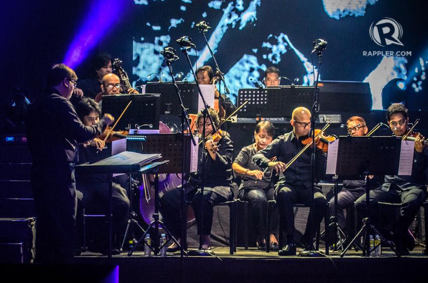 In photos il divo performs for ph fans - Il divo concerti italia ...