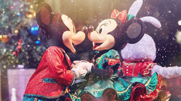 Christmas In Disneyland Hong Kong.Disneyland Hk Has A Special Christmas Geared Towards Pinoys