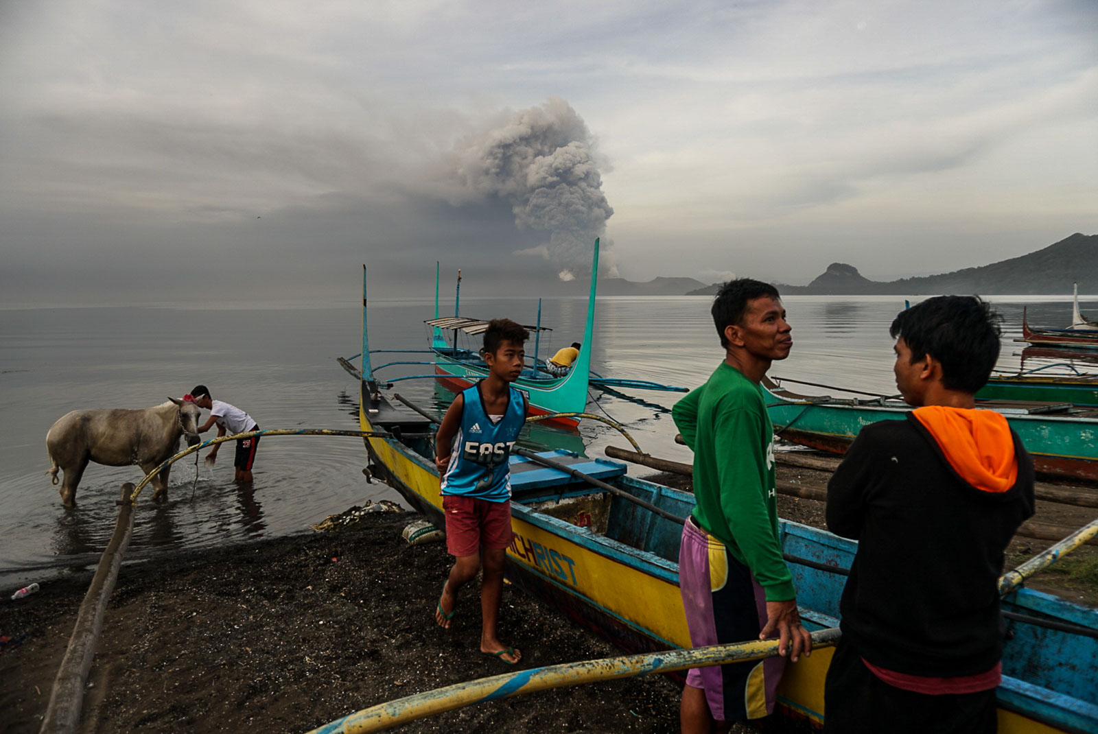 Gov't readies cash loan for farmers affected by Taal Volcano eruption