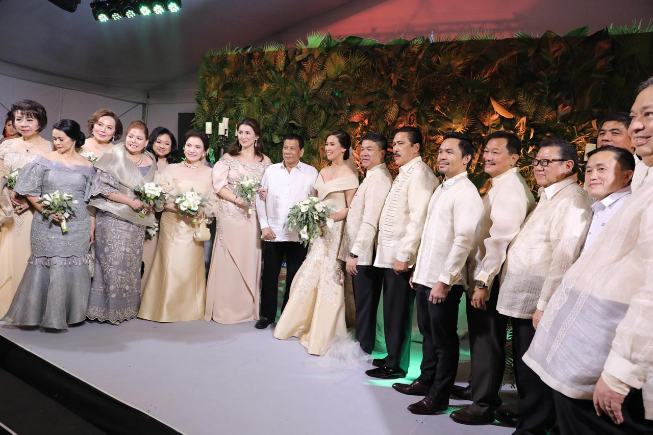 Principal Wedding Sponsor Gowns: Formal Dress For Wedding Principal Sponsors Philippines