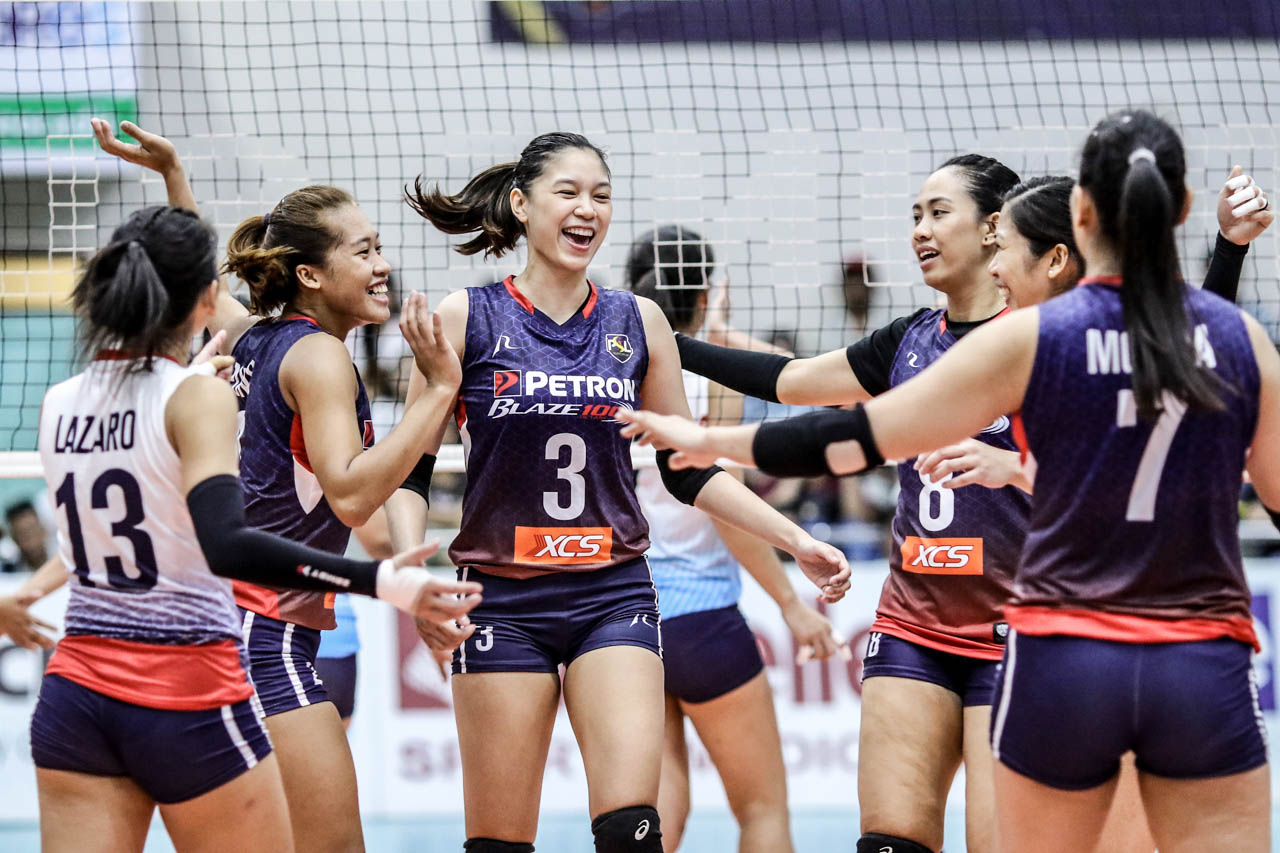 PSL: Petron snatches first win over Marinerang Pilipina