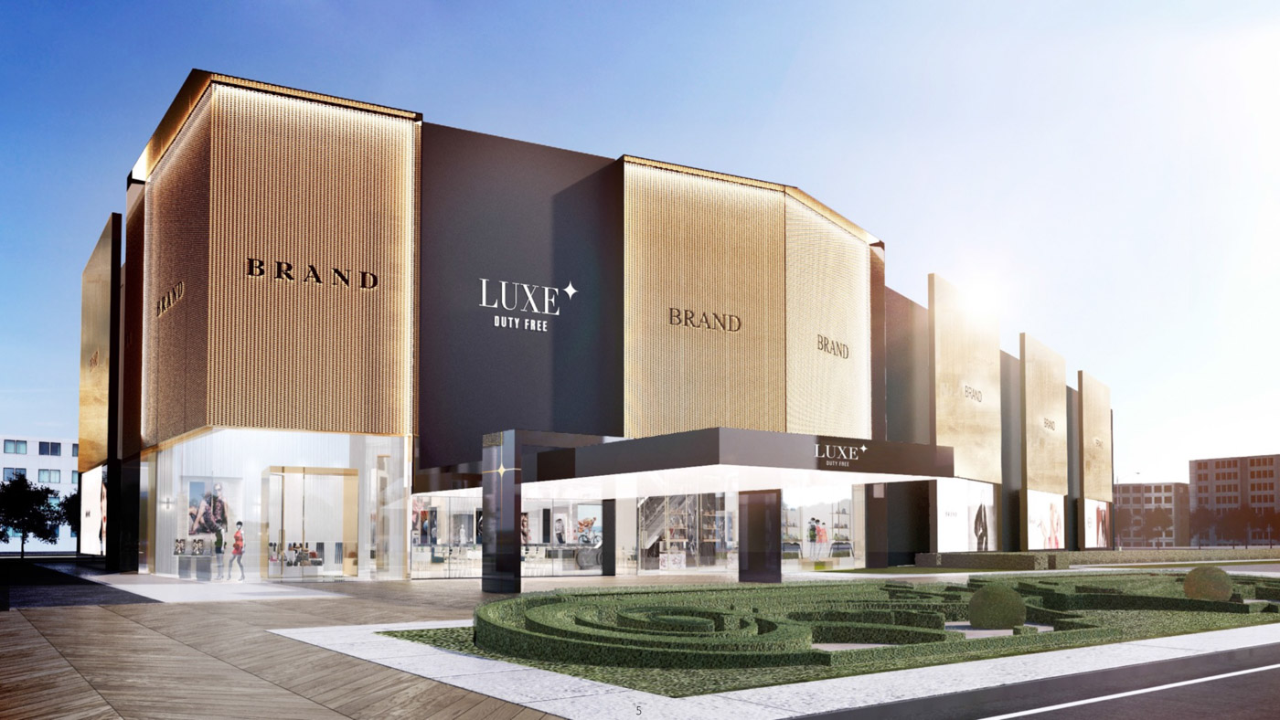 Look Duty Free Philippines To Open Luxury Store At Sm Mall Of Asia