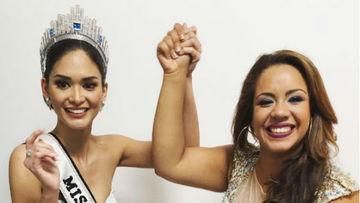 Pia Wurtzbach praises, defends first plus-sized Miss Peru