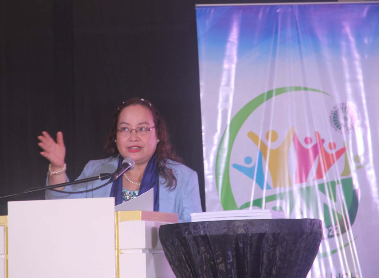 Ubial urges LGUs to help stop PH malnutrition time bomb