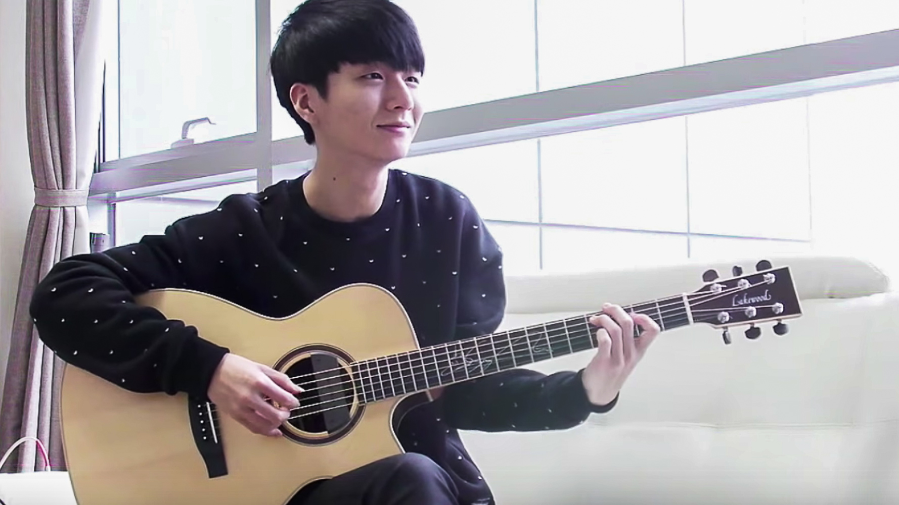 Sungha Jung: Growing up on YouTube