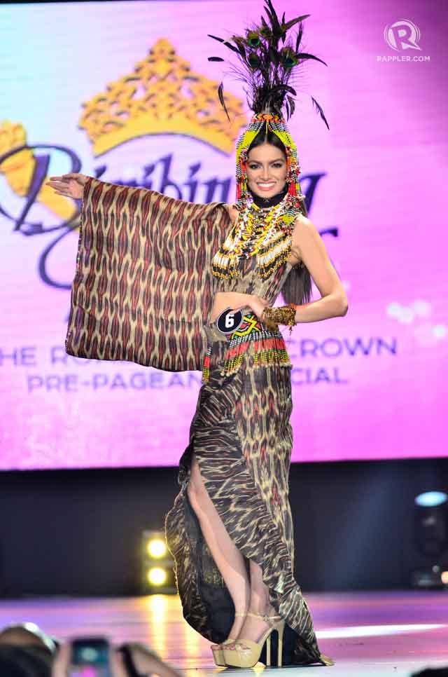 Bicol region native dress pictures