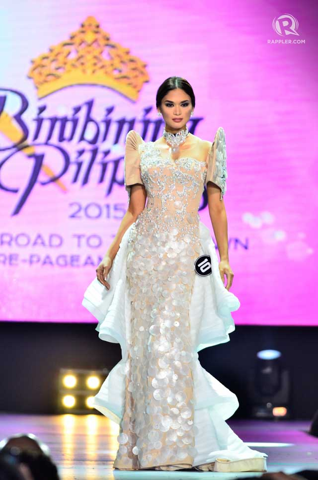 IN PHOTOS: Bb Pilipinas 2015 national costume competition