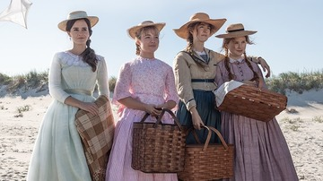 WATCH: Meet the new March sisters in the 'Little Women' trailer