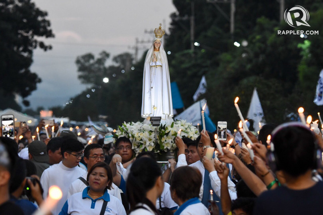 the edsa shrine The catholic faithful heeded the call and massed along edsa,  mary, queen of  peace, the patroness of edsa shrine, stands guard as a.
