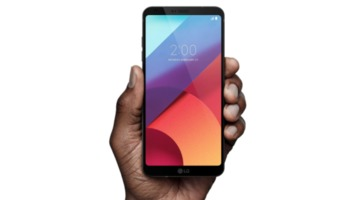 LG G6 in PH stores on April 29 for P37,990