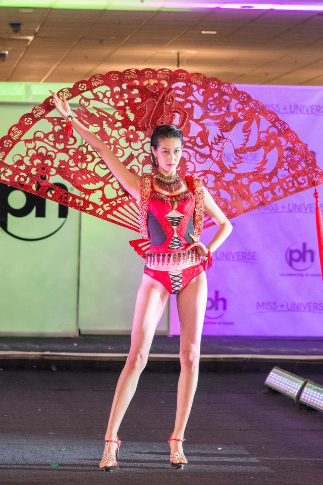 Miss China Roxette Qiu