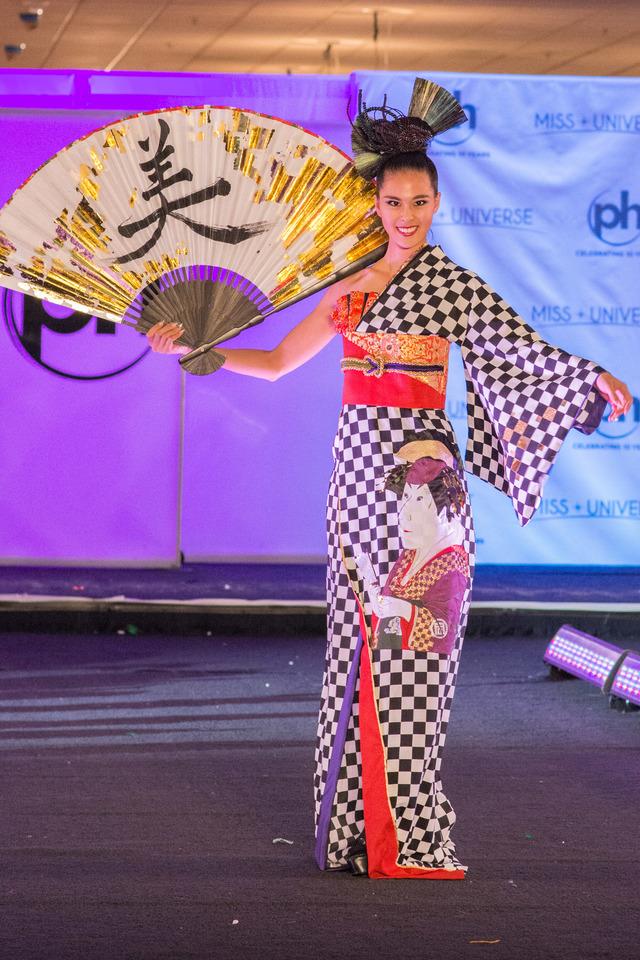 Miss Japan Momoko Abe