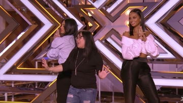 WATCH: 'X Factor UK' judges play Bond girls for Pinay auditioner