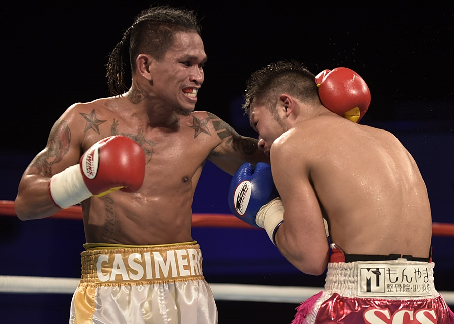 Casimero punching power put to test vs Mexican Franco
