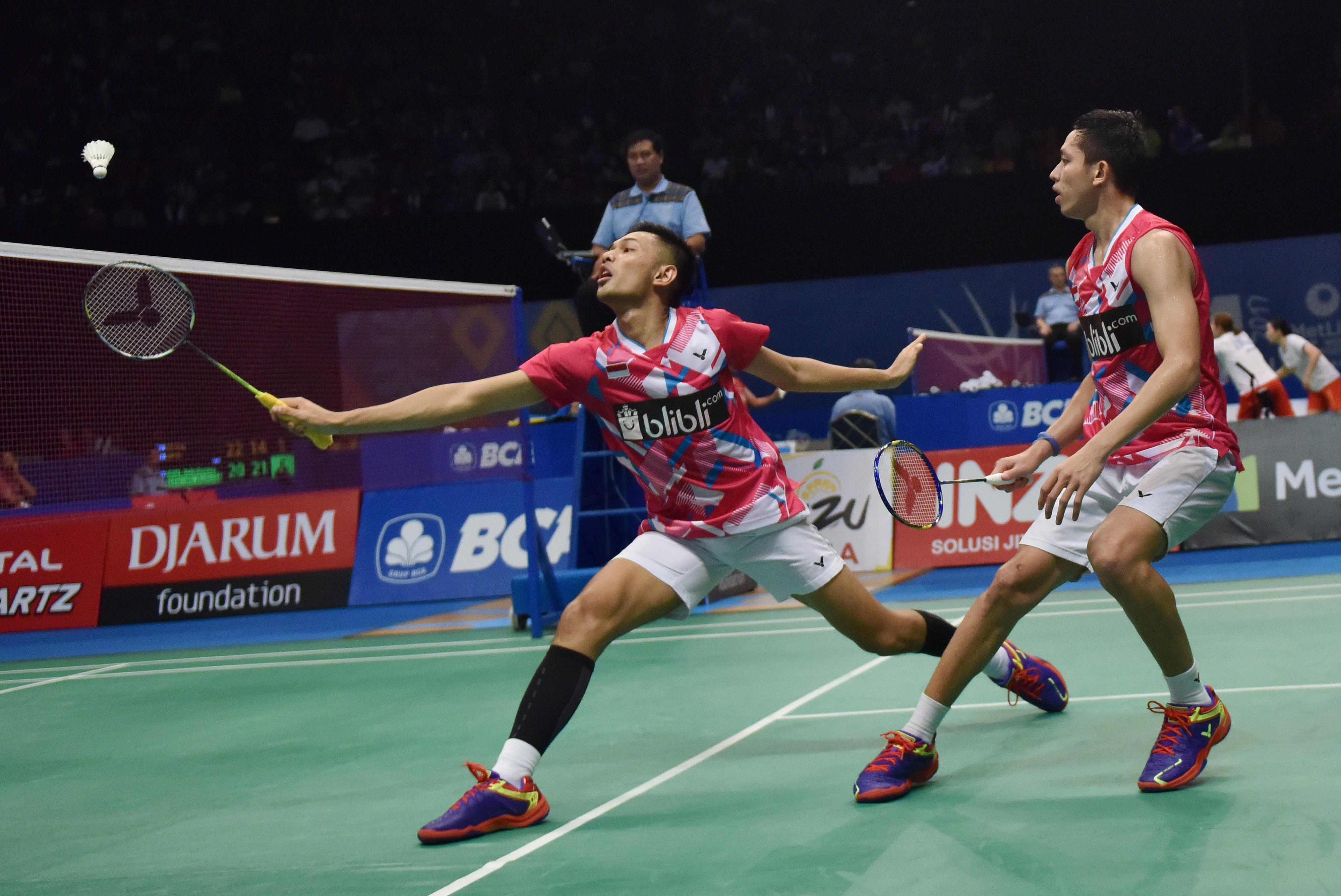 Fajar Alfian Muhammad Rian maju ke babak semi final