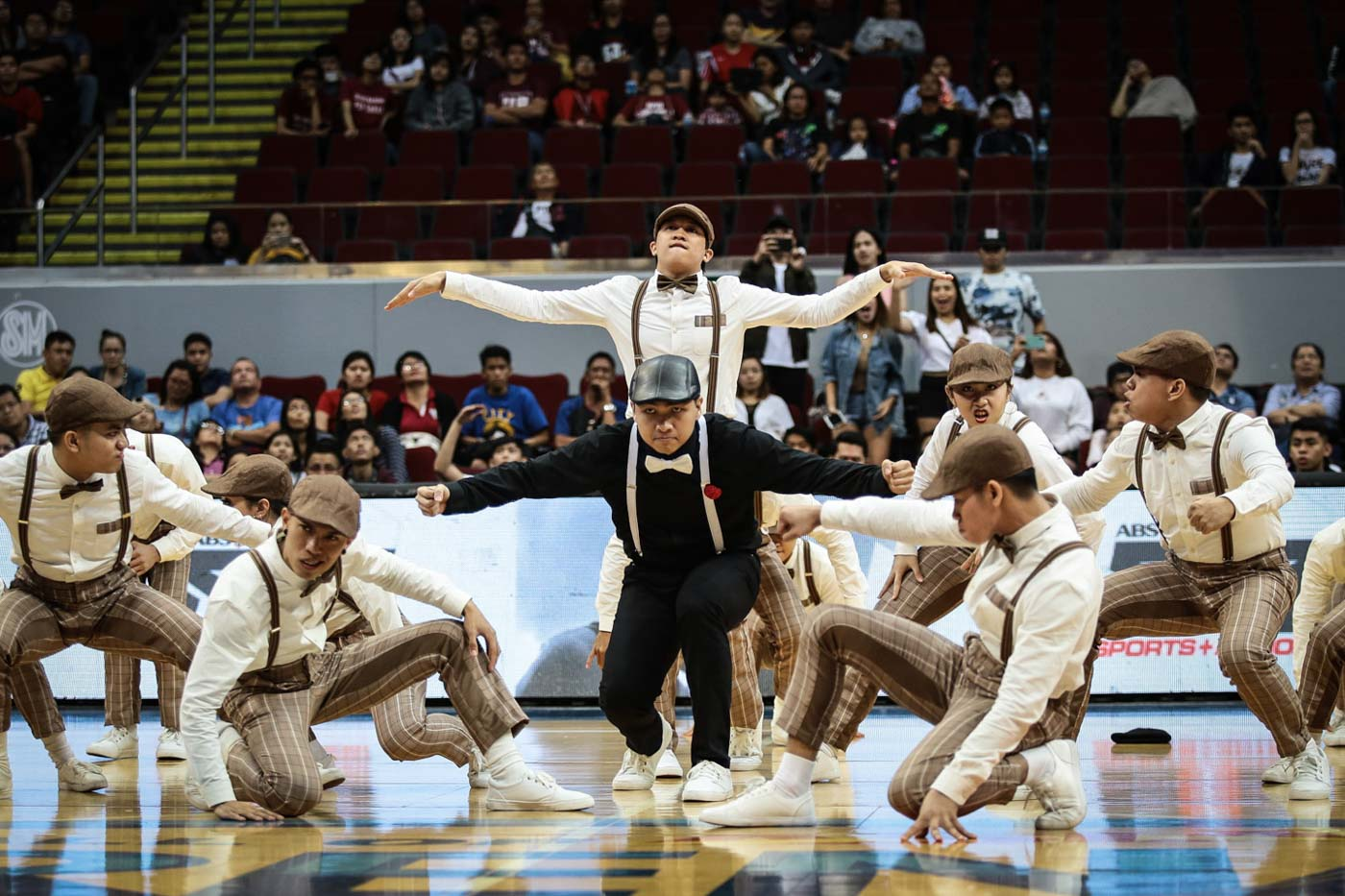IN PHOTOS: UAAP Streetdance Competition 2018