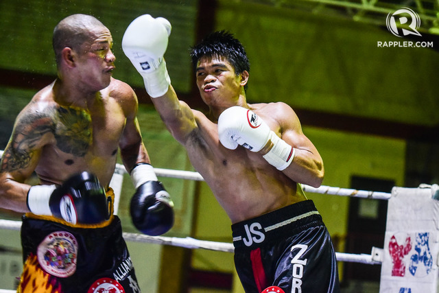 Jonas Sultan is currently ranked no. 14 in the world at 115 pounds by the IBF. Photo by Alecs Ongcal/Rappler