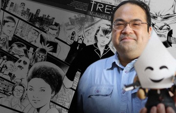 In Budjette Tan's world, the supernatural is natural