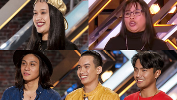 WATCH: Meet the Filipino acts in 'X Factor UK'
