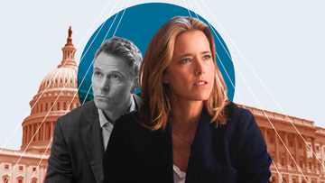 The Beauty of the Husband: What makes 'Madam Secretary' so