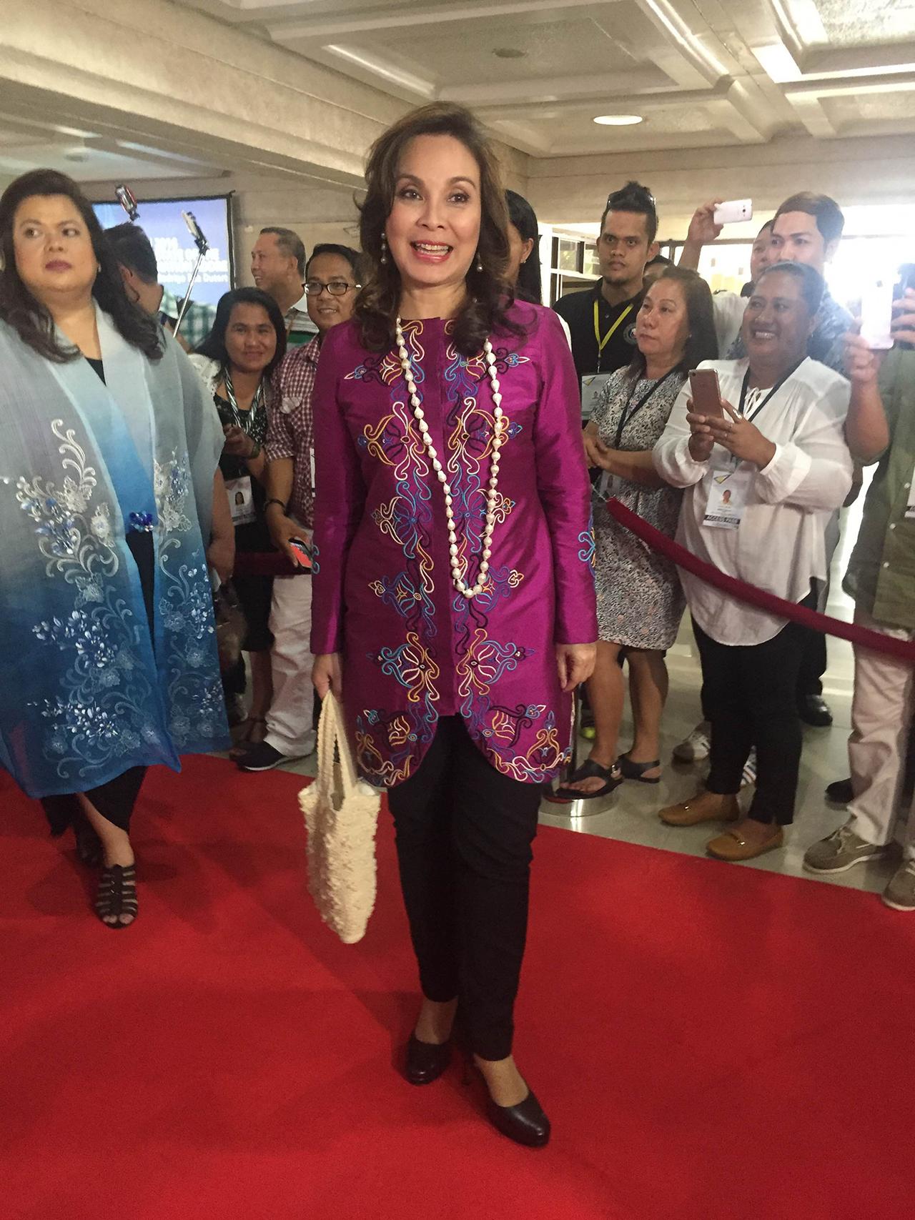 In Photos Sona 2016 Fashion