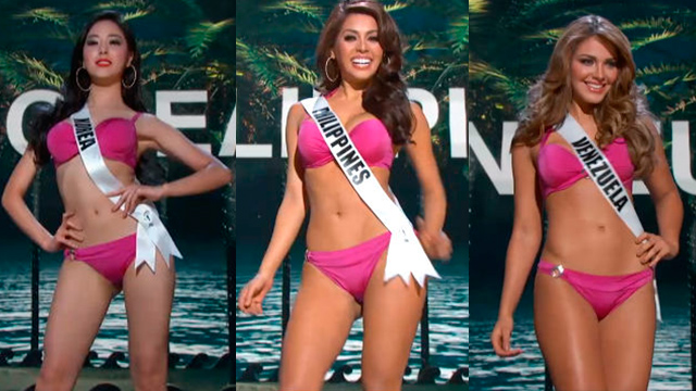 Photo recap: 63rd Miss Universe preliminary competition