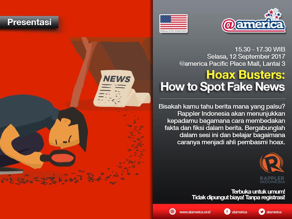 hoax busters  membasmi berita bohong bersama rappler