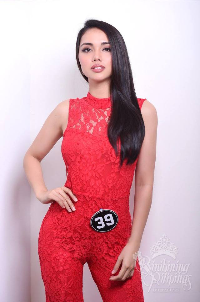 MISS ASIA to BINIBINI. Tricia hopes to be one of the 6 winners