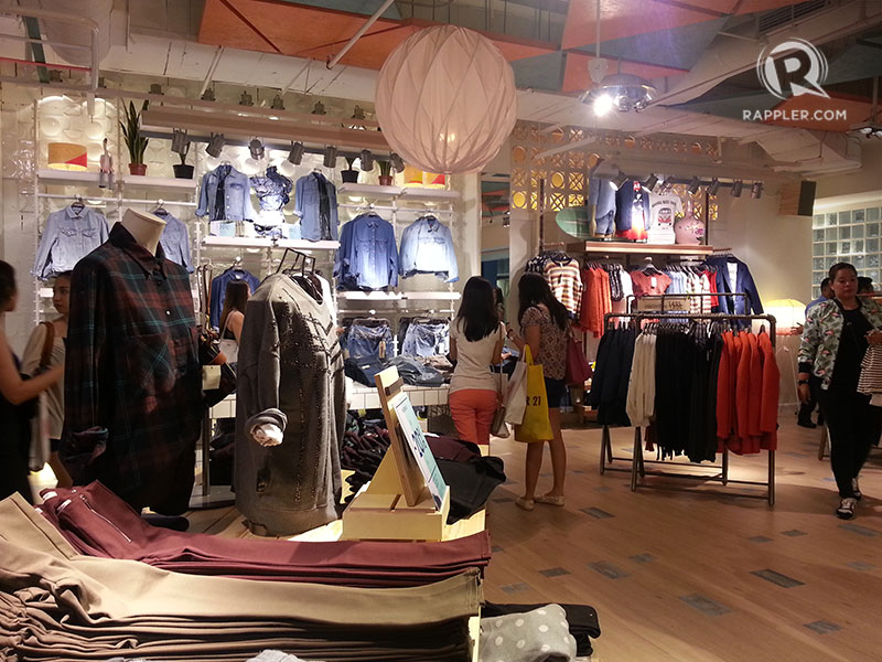 Pull and bear clothing shop online