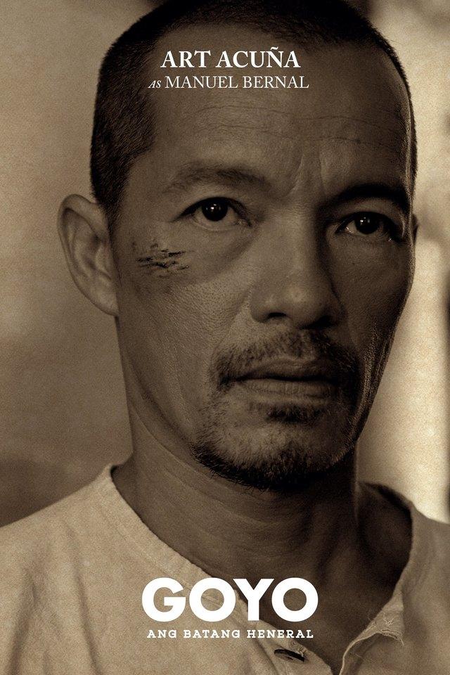 In Photos  First Official Stills Of  U0026 39 Goyo  Ang Batang Heneral U0026 39