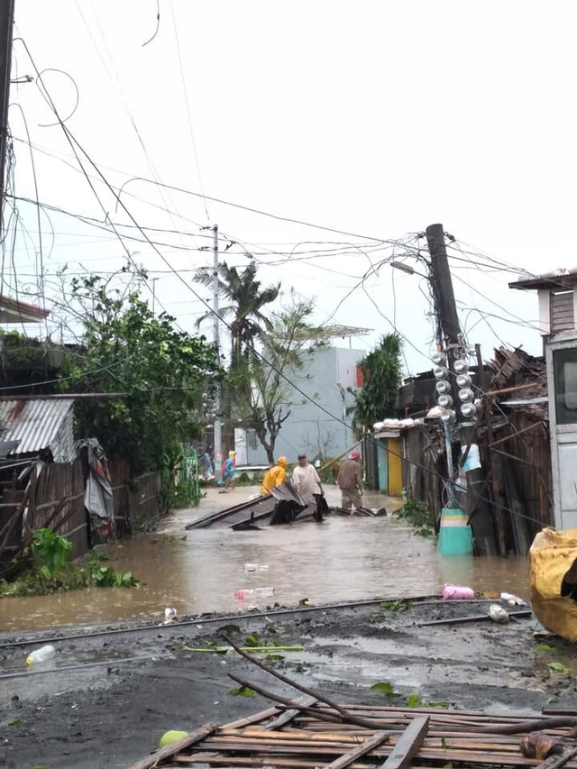 BARANGAY BASUD, POLANGUI IN ALBAY. Photo by Sheyla Agawa