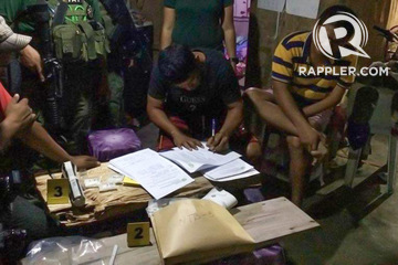 Key players' in ISIS-linked group arrested in Sarangani drug