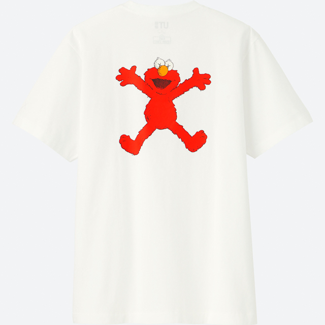 0f0930a7 First look: Uniqlo to launch 'Sesame Street' T-shirt collection