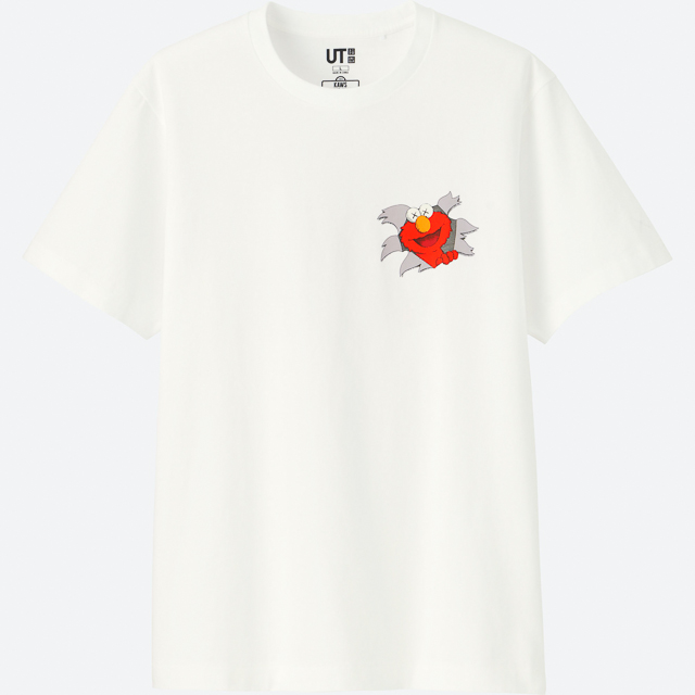 b1d012c90215 First look: Uniqlo to launch 'Sesame Street' T-shirt collection