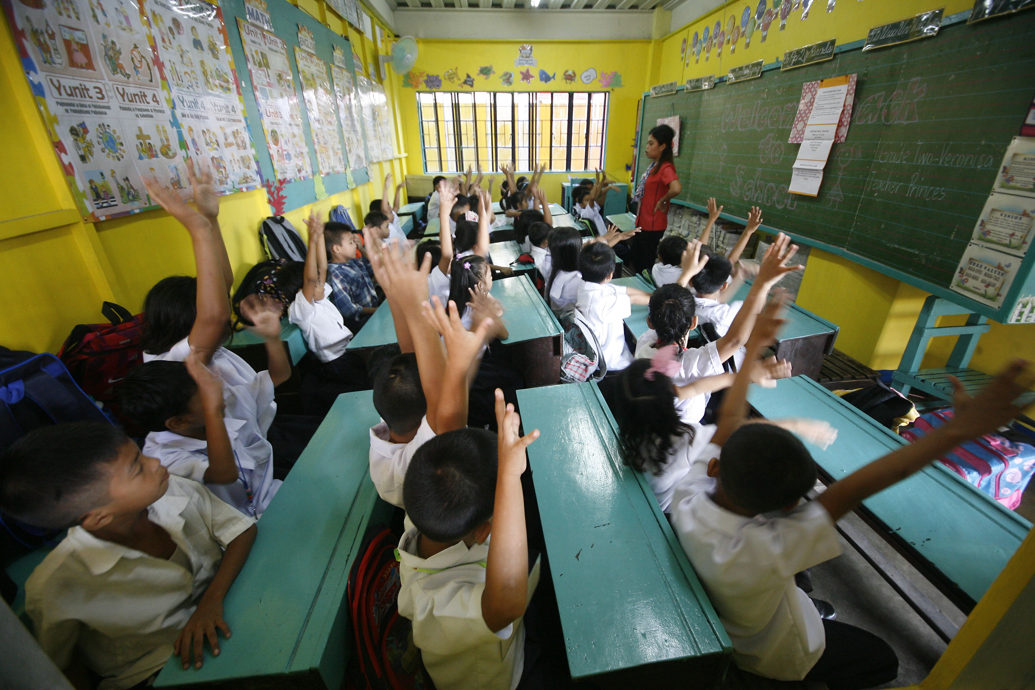 public education in the philippines Philippines education for all 2015 national review enabling task 7: provide adequate and stable public funding for the country-wide attainment of efa goals.
