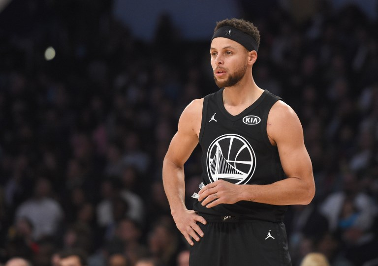 How Steph Curry Resurrected The All Star Game By Playing Dead