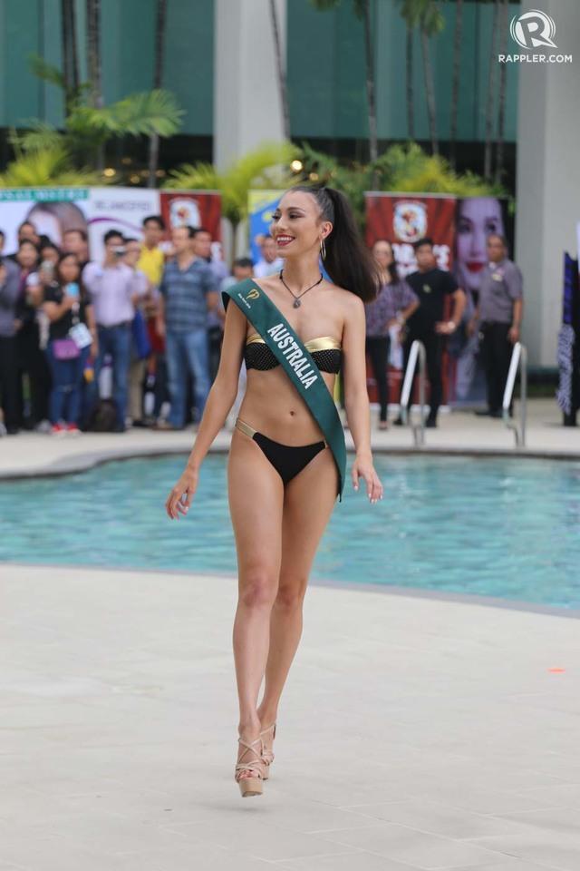 MISS EARTH 2018. Around 90 candidates are vying to become Miss Earth 2018. All photos by Ben Nabong/Rappler unless stated otherwise