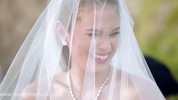 WATCH: John Prats and Isabel Oli's wedding video