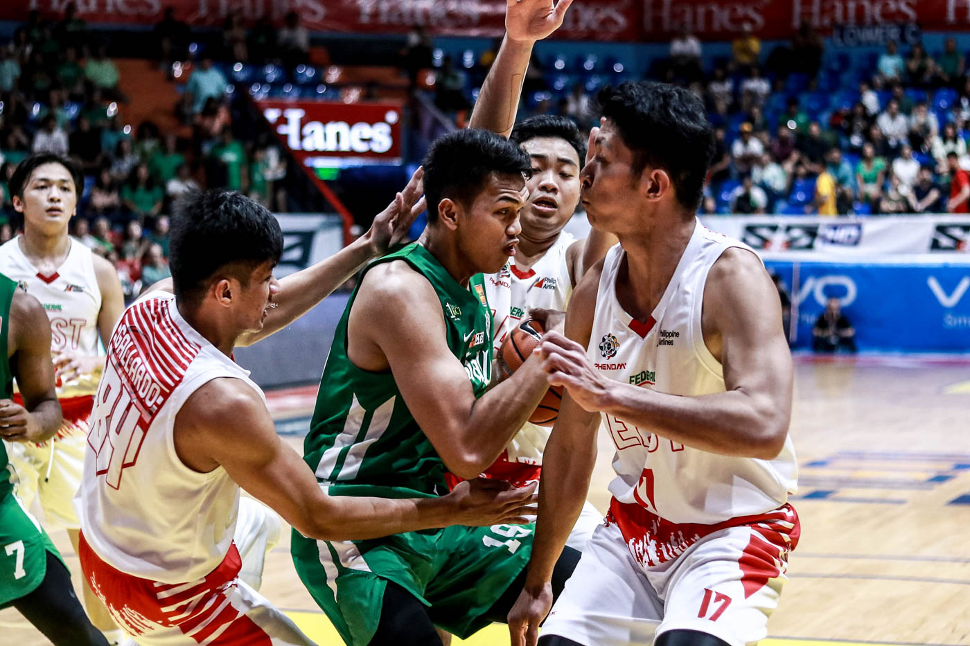 La Salle silences UE for 2nd UAAP triumph