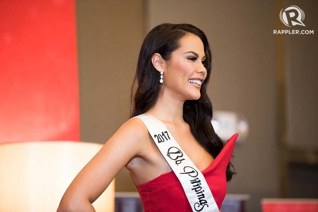 Chanel Olive Thomas is aiming to win the country's second Miss Supranational crown in Poland.