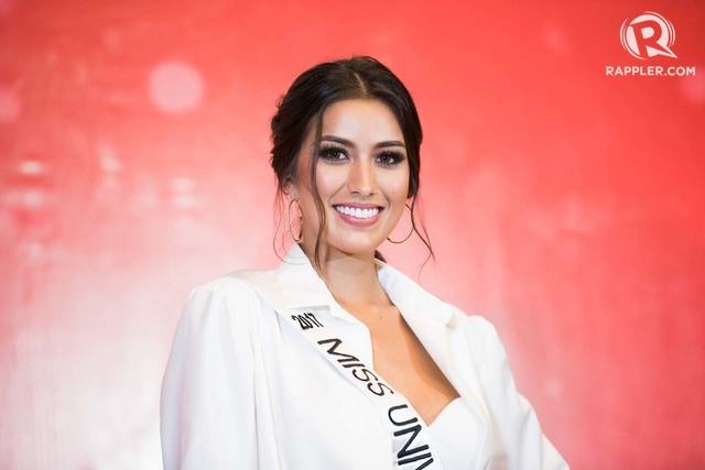 Rachel Peters hopes to continue the winning streak of the Philippines in the Miss Universe pageant last won by Pia Wurtzbach in 2015.